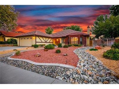 Lancaster Single Family Home For Sale: 3250 Monte Carlo Court