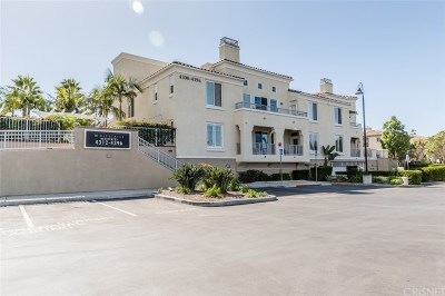 Oxnard Condo/Townhouse For Sale: 4388 Tradewinds Drive