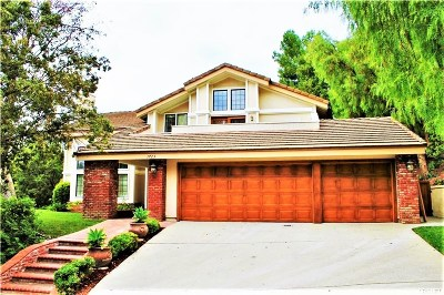 Thousand Oaks Single Family Home For Sale: 1723 Country Oaks Lane