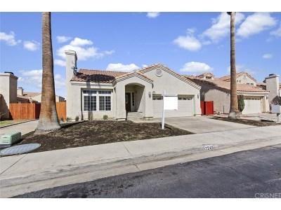 Palmdale Single Family Home For Sale: 2245 Mark Avenue
