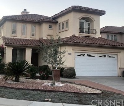 Simi Valley Single Family Home For Sale: 2605 Sunshine Valley Court