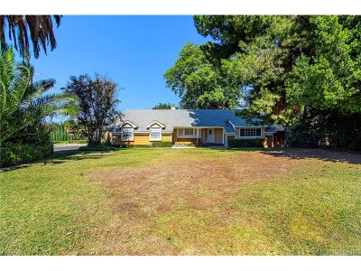 West Hills Single Family Home For Sale: 22557 Gilmore Street