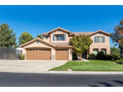 Palmdale Single Family Home For Sale: 5717 Bienveneda