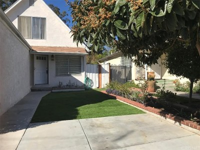 Thousand Oaks Single Family Home For Sale: 701 Brossard Drive