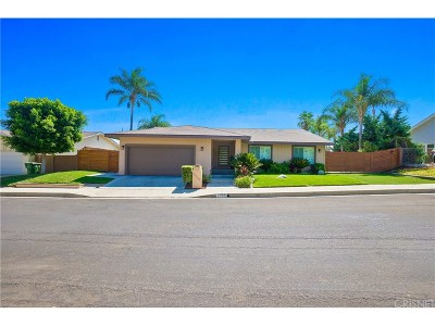 West Hills Single Family Home For Sale: 8964 Nevada Avenue