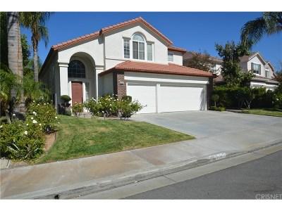Valencia Single Family Home For Sale: 23321 Summerglen Place