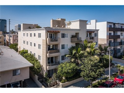 West Los Angeles Condo/Townhouse For Sale: 1241 South Westgate Avenue South #102