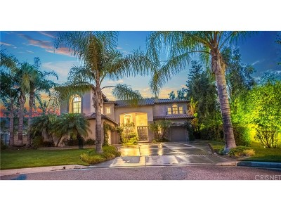 Simi Valley Single Family Home For Sale: 124 Sycamore Grove Street