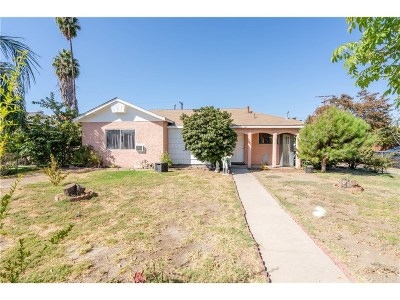Reseda Single Family Home For Sale: 6955 Tampa Avenue