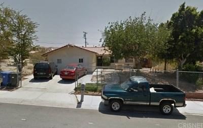 Desert Hot Springs Single Family Home For Sale: 13390 Avenida Hermosa