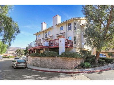 Westlake Village Condo/Townhouse For Sale: 3301 Holly Grove Street