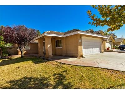 Lancaster Single Family Home For Sale: 44714 Foxboro Court