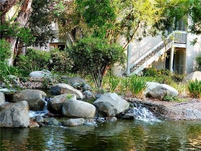 Canoga Park Condo/Townhouse For Sale: 7131 Farralone Avenue #41