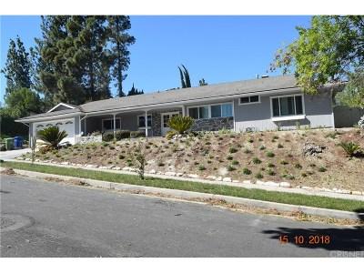 Woodland Hills Rental For Rent: 23747 Clarendon Street
