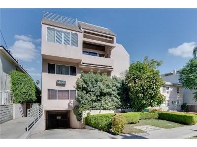 Sherman Oaks Condo/Townhouse For Sale: 14647 Dickens Street #3