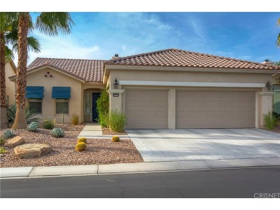 Indio Single Family Home For Sale: 80059 Camino Santa Elise