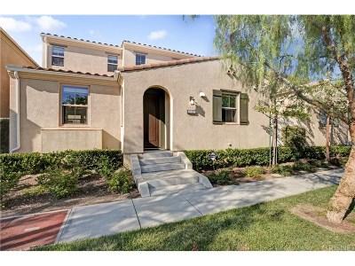 Porter Ranch Single Family Home For Sale: 20387 Pienza Lane