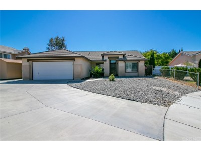 Palmdale Single Family Home For Sale: 6130 Plaza Court