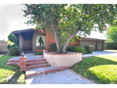 Chatsworth Single Family Home For Sale: 20058 Tipico Street