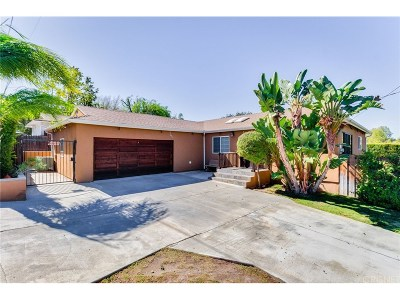 Calabasas Single Family Home For Sale: 23703 Canyon Drive