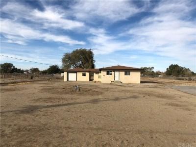 Littlerock Single Family Home For Sale: 9219 East Avenue R