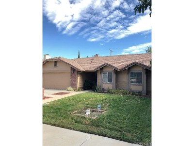 Palmdale Single Family Home For Sale: 39434 Gainsborough Drive