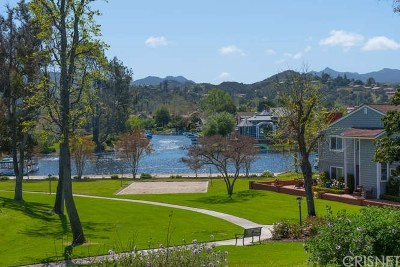 Westlake Village Condo/Townhouse For Sale: 32128 Lake Meadow Lane
