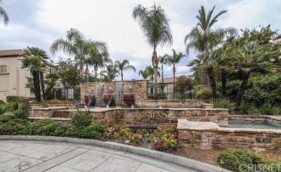 Valencia Condo/Townhouse For Sale: 24109 Del Monte Drive #470