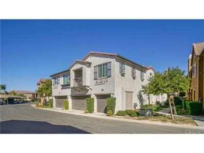 Saugus Condo/Townhouse For Sale: 28382 Santa Rosa Lane