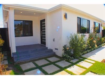 Single Family Home For Sale: 12032 Braddock Drive