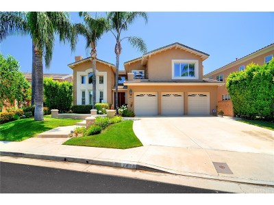 West Hills Single Family Home For Sale: 7410 Cliffside Court