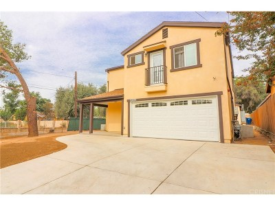 Sylmar Single Family Home For Sale: 15089 La Mesa Street