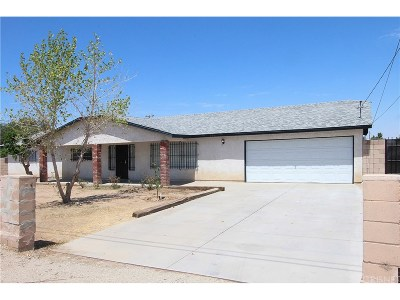 Littlerock Single Family Home For Sale: 8907 East Avenue T4