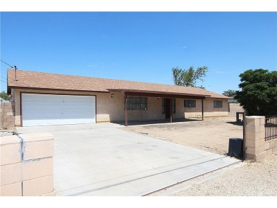 Littlerock Single Family Home For Sale: 8917 East Avenue T4