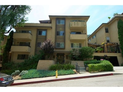 Los Angeles Condo/Townhouse For Sale: 6724 Hillpark Drive #202