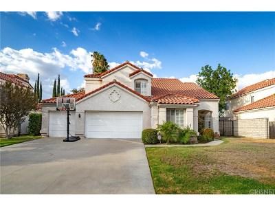 Northridge Single Family Home For Sale: 18109 Herbold Street