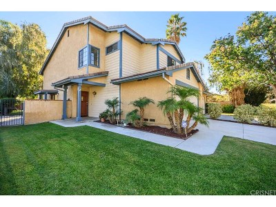Valencia Single Family Home For Sale: 25950 Palomita Drive