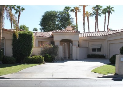 Palm Desert Single Family Home For Sale: 72 Amalfi Drive