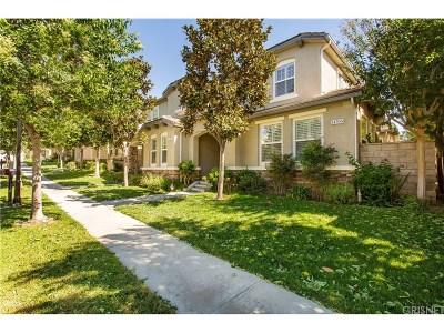 Porter Ranch Condo/Townhouse For Sale: 11506 Wistful Vista Way