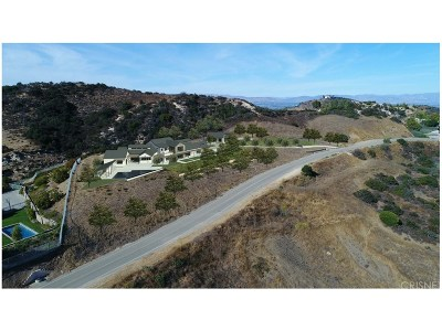 Los Angeles County Residential Lots & Land For Sale: 24100 Dry Canyon Cold Creek