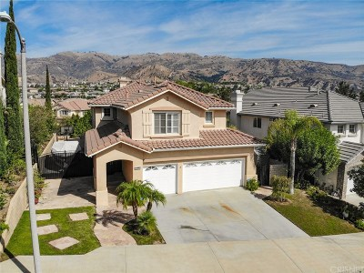 Porter Ranch Single Family Home For Sale: 20359 Androwe Lane