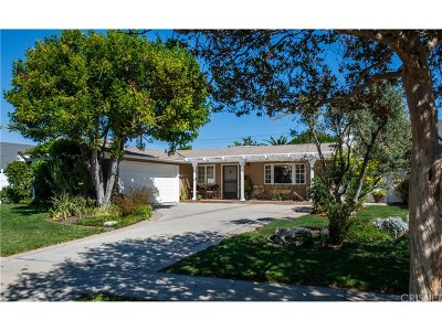 West Hills Single Family Home For Sale: 6646 Franrivers Avenue