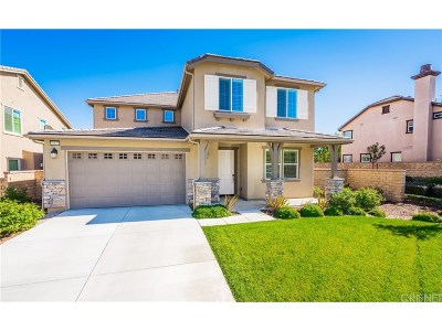 Los Angeles County Single Family Home For Sale: 28874 Silversmith Drive