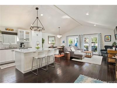 Encino Single Family Home For Sale: 5911 Hesperia Avenue