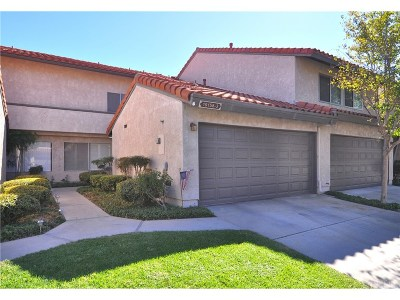 Porter Ranch Condo/Townhouse For Sale: 19158 Lahey Street #3