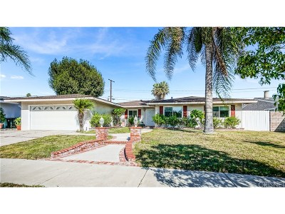 West Hills Single Family Home For Sale: 8060 Royer Avenue