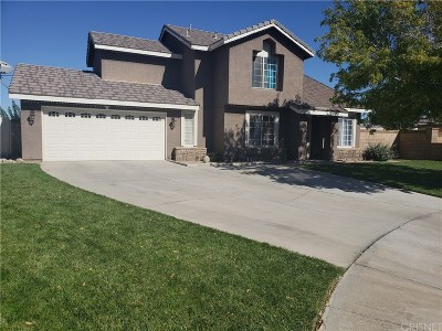 Palmdale Single Family Home For Sale: 5305 Carlo Court