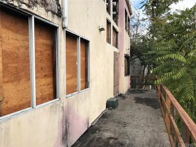 Studio City Single Family Home Sold: 3760 Avenida Del Sol