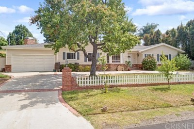 Woodland Hills Rental For Rent: 20642 Dumont Street