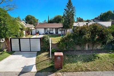 Tarzana Single Family Home For Sale: 5656 Donna Avenue